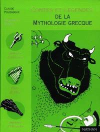 Contes et légendes de la mythologie grecque