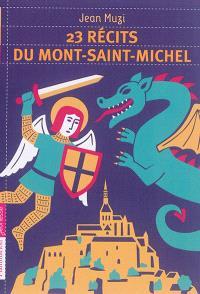 23 récits du Mont-Saint-Michel