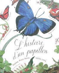 L'histoire d'un papillon