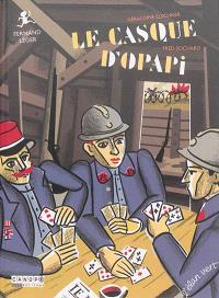 Le casque d'Opapi : Fernand Léger