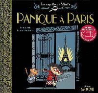 Les enquêtes de Mirette, Panique à Paris