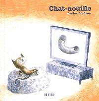Chat-nouille