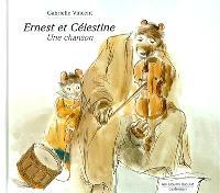 Ernest et Célestine, Une chanson
