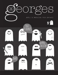Georges : drôle de magazine pour enfants, Fantôme