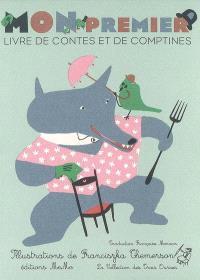 Mon premier livre de contes et de comptines