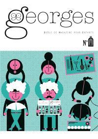 Georges : drôle de magazine pour enfants. n° 20, Shampooing