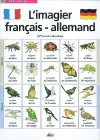 L'imagier français-allemand : 225 mots illustrés