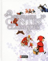 Mes grands contes classiques