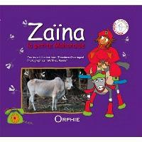 Zaïna, la petite Mahoraise