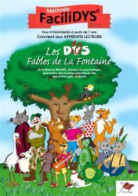 Les 10 fables de La Fontaine : méthode Facilidys