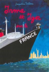 Irma et Igor sur le France