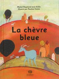 La chèvre bleue : conte pour enfant autour de l'idée de sélection naturelle