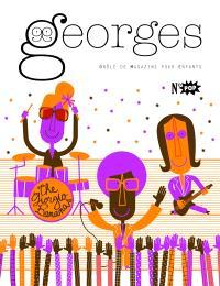 Georges : drôle de magazine pour enfants, Pop