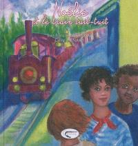 Noélie et le train tuit-tuit