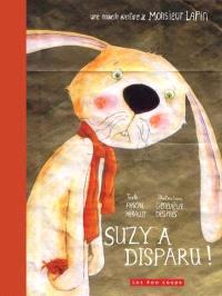 Suzy a disparu!