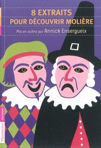 8 extraits pour découvrir Molière : texte original
