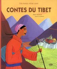 Contes du Tibet : contes
