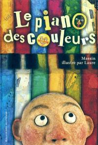 Le piano des couleurs