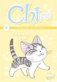 Chi, une vie de chat. Volume 3, En avant, Chi !