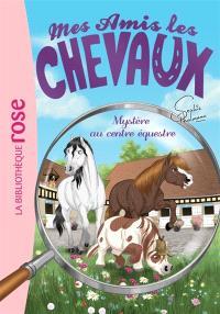Mes amis les chevaux. Volume 12, Mystère au centre équestre