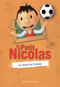 Le Petit Nicolas. Volume 2, Le match de l'année