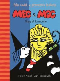 Meg & Mog, Meg et la momie