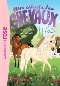 Mes amis les chevaux. Volume 10, Le concours de beauté