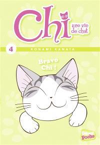 Chi, une vie de chat. Volume 4, Bravo Chi !