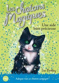 Les chatons magiques. Volume 2, Une aide bien précieuse