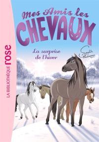 Mes amis les chevaux. Volume 7, La surprise de l'hiver