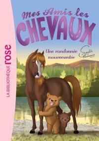 Mes amis les chevaux. Volume 5, Une randonnée mouvementée