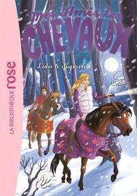 Mes amis les chevaux. Volume 15, Lulu a disparu !