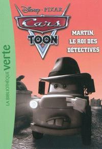 Cars toon, Martin, le roi des détectives