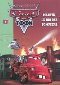 Cars toon, Martin, le roi des pompiers