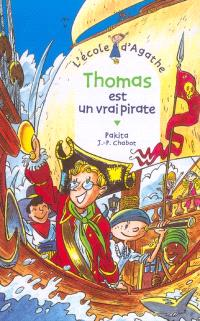 L'école d'Agathe. Volume 29, Thomas est un vrai pirate