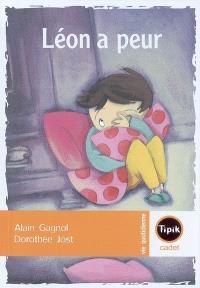 Léon a peur
