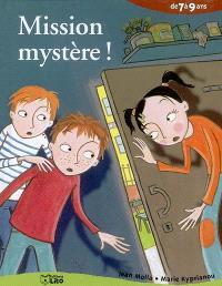 Mission mystère !
