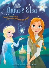 Anna & Elsa. Volume 2, Souvenirs de magie