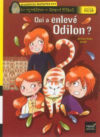 Les mystères du Grand Hôtel, Qui a enlevé Odilon ?