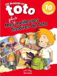 Les blagues de Toto, l'intégrale : mes plus meilleures histoires de Toto. Volume 4