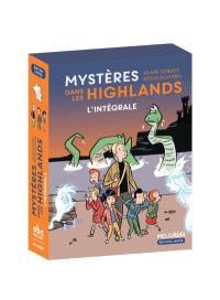Mystères dans les Highlands : l'intégrale