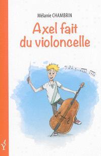 Axel fait du violoncelle