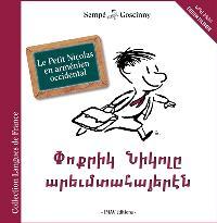 Le petit Nicolas en arménien occidental : 6 histoires extraites de La rentrée du petit Nicolas de Goscinny et Sempé
