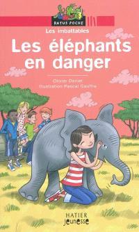 Les imbattables, Les éléphants en danger