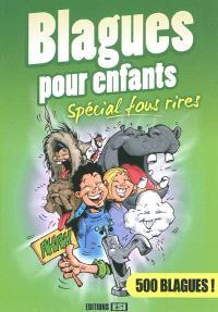 Blagues pour enfants : spécial fous rires !