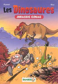 Les dinosaures. Volume 1, Jurassic couac