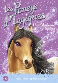Les poneys magiques. Volume 13, Une fabuleuse équipe