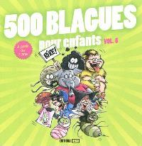500 blagues pour enfants. Volume 5