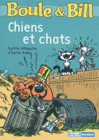 Boule & Bill. Volume 15, Chiens et chats