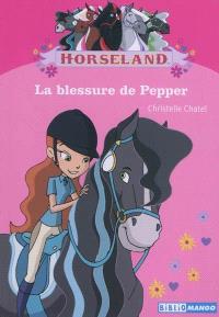 Horseland, La blessure de Pepper